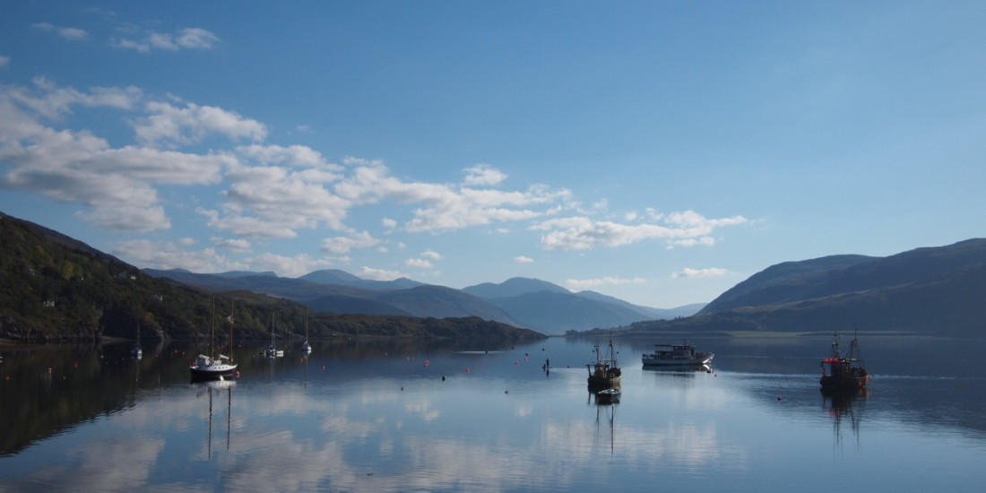 Picturesque Ullapool